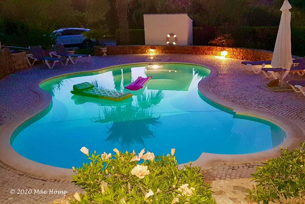 Property renting with pool Algarve Olhão Quelfes