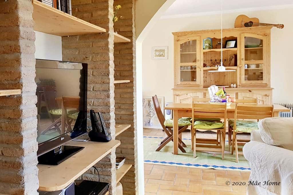 Property rental Olhão Quelfes Algarve - amenities house