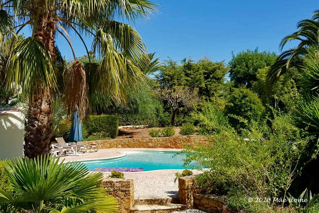 Holiday property for rent Quelfes Olhão private pool