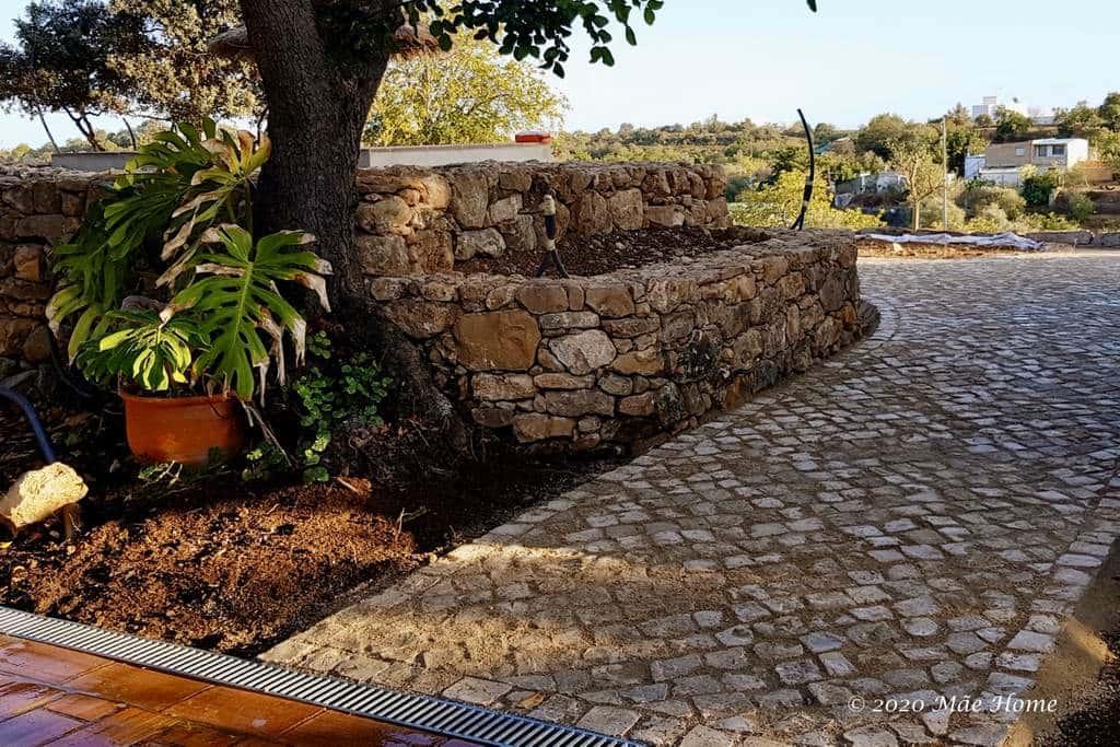 Pfroperty rental house Olhão Quelfes East Algarve - jeux des boules