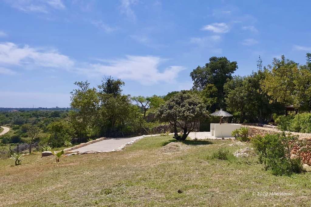 Villa with jeux des boules field Quelfes Olhao Algarve